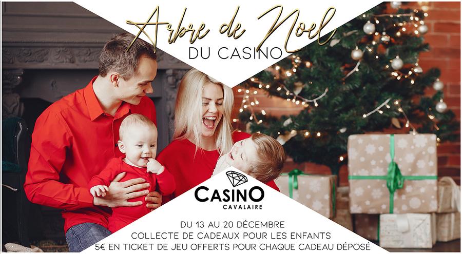 Arbre de Noël du Casino